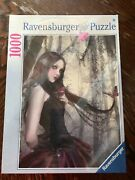 Gothic Butterfly Seduction Ravensburger Puzzle New Sealed 2009