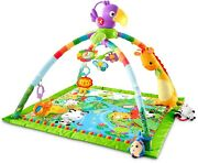 Fisher-price Rainforest Music And Lights Deluxe Gym [ebay Exclusive]