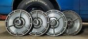 4 Used Vintage 64 Chevrolet Chevy Impala Chevelle Ss Hubcaps Wheel Covers