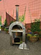 Wood Fired Backyard Pizza Oven From Tony Gand039s Kitchen Studioandnbsp