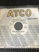 The Beatles Us 45 Atco 6302 Sweet Georgia Brown / Take Out Some Promo Vg Clean