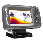 Lowrance 000-14012-001 Hook² 4x 4.3 Fish Finder W Bullet Transducer