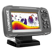 Lowrance 000-14014-001 Hook² 4x 4.3 Fish Finder W Bullet Transducer