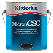 Interlux Y5582/1 Micron Csc 1 Gal Red Antifouling Paint
