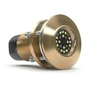 Tix403 Eos And Rgbw 9000 Lm Interchangeable Thru Hull Underwater Led Light