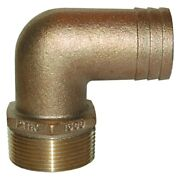 Pthc Series 2-1/2 Hose I.d. To 2-1/2 Npt Male 90 Pthc Series 2-1/2 Hose I.d.