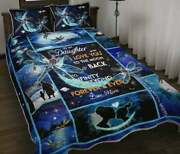 Dragonfly I Love You To The Moon Bedding Set