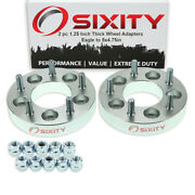 2pc 5x4.5 To 5x4.75 Wheel Spacers Adapters 1.25 For Eagle Talon Vision Xi