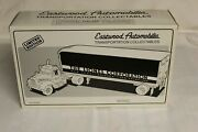 First Gear 19-0116 Lionel Corporation B-61 Mack Tractor W/trailer 1/34th Scale.