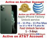 Att Iphone Factory Unlock Service Active On Another Account Att And Some Samsung