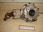 1995 95 94 96 Yamaha Big Bear 350 4x4 Front Differential 2hr00