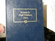 1964-1988 Kennedy Half Dollar Collection Set Includes 90 And 40 Silver
