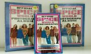 3 Lot Spice Girls Photograph Album And 30 Photo Pack Lot Two Albums For Spice262