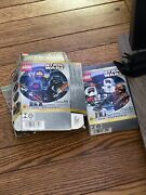 Lego Star Wars Figures 1 + 2 + 3 No Box For 3