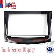 Touch Screen For Cadillac Cts V Ats Srx Xts Cue Radio Info Display 2013 - 2017