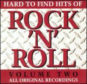 Various Artists - Hard To Find Hits Of Rock And Roll 2 / Various New Cd