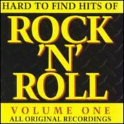 Various Artists - Hard To Find Hits Of Rock And Roll 1 / Various New Cd