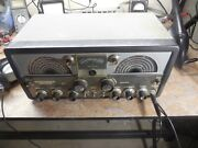 Hallicrafters Sx-100 Receiver Shortwave Ham Cb Works As-is Only Needs Work