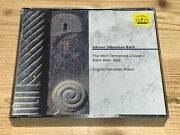 Bach The Well-tempered Clavier I And Ii Evgeni Koroliov Piano Tacet 4cd Box Sealed