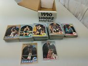 1990 Hoops Basketball Cards Collection Some Rare Collectors Sought After Usa
