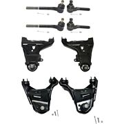 Control Arm Kit For 98-2000 Chevrolet Blazer Front Driver And Passenger Side