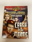 Crash Of The Moons Vintagedvd Great Value Always At Goodies No Tracking 1950s