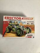 Erector Discovery By Meccano Pull Back Buggy- Brand New