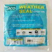 New Taco Weather Seal And Hatch Tape 3/4 X 1/4 Prepac 8and039 V30-0748b8-2