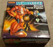 Matchbox Robotech Bioroid Invid Fighter New In The Box