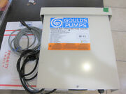 Goulds Pumps Bf15 Submersible Pump Controller W/centripro Transducer