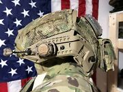 Higoperator Airframe Style Helmet Airsoft Hell Star 6 Counter Weight