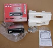 Nos Nib Jvc Ks-f160 Am Fm Casette Radio Tape Player With Removable Face Plate