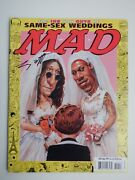Mad Magazine 357. The People Vs Larry Flynt Spoof. Flynt Autograph On Cover.