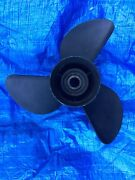 Yamaha Outboard 13 X 17 Left Hand Stainless Propeller 6l6-45930-01-00