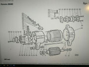Fiat 2300s Coupe Dynamo -dismantled- Complete