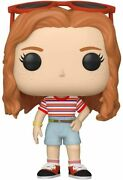 Funko Pop Television Stranger Things - Max Mall Outfit Brand New