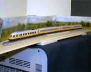 N Scale German Et 403 Railcar, The Lufthansa Airport Express By Lima 163902 G