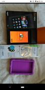 Kindle Fire Hd 6 With Case Charger And 2 Screen Protectors