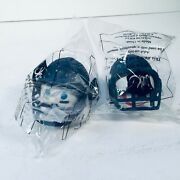 1 Pair Of And03914 Jack In The Box Seattle Seahawks Antenna Ball 2013 World Champions
