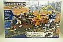 Imex 25120 Electric Steam Train With Crane Building Block Set Battery Operated