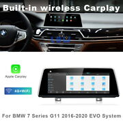 8-core Android Car Gps Video Player Wireless Carplay For Bmw 7 Series G11 2016