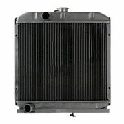 New 15301-72060 A And I Radiator For Kubota Compact Tractor