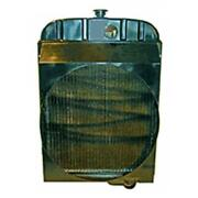 New 163343as Radiator For Oliver Tractor 1650 1550 1600 1555 1655 163342as