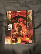 Arrow Video Last House On The Left • Blu-ray 3-disc Set Brand New Poster Cards