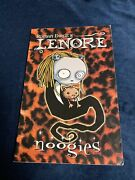 Lenore Noogies Roman Dirge Issues 1-4 Slave Labor Graphics Comic Graphic Novel