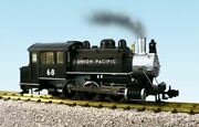 Usa Trains 20053 G Union Pacific Dockside 0-6-0t Steam Locomotive With Sound 68