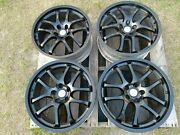 Set 4 Rayand039s Oem For Infiniti Forged G35 19 Wheels Rims Staggered 19x8 19x8.5