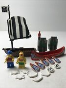 Lego Minifigures Parts And Pieces For Pirates Islanders 6278 Enchanted Island
