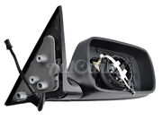 Bmw 3 Series E46 Coupe Convertible Mirror Housing Black Right New 51167153170