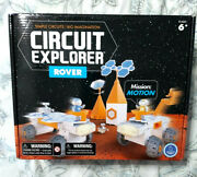 Educational Insights Circuit Explorer Rover │beginning Circuits Mission - │stem